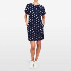 PRINTED T-SHIRT DRESS  NOCTURNAL/MULTI  hi-res