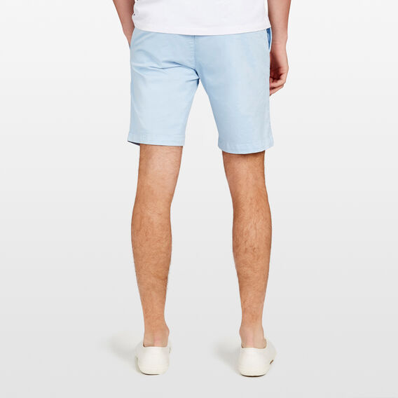 CHARLIE STRETCH CHINO SHORT  SKY BLUE  hi-res