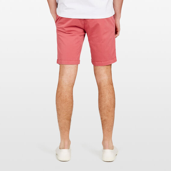 CHARLIE STRETCH CHINO SHORT  WASHED MELON  hi-res