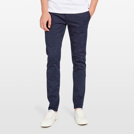 SLIM FIT STRETCH CHINO PANT  MIDNIGHT  hi-res