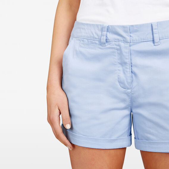 WINTER STRETCH CHINO SHORT  ICEBERG BLUE  hi-res