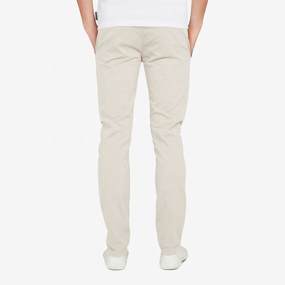 SLIM FIT STRETCH CHINO PANT  SALT  hi-res
