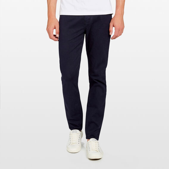 SLIM STRETCH JEAN  OXFORD BLUE  hi-res