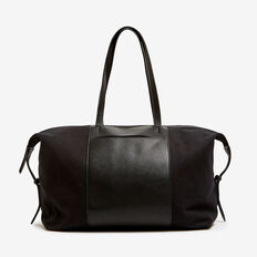 CARRY ALL BAG  BLACK/BLACK  hi-res
