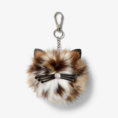 KITTY CAT  KEYRING  MULTI  hi-res
