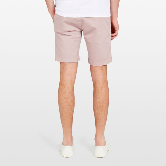 CHARLIE STRETCH CHINO SHORT  HAWAIIN ORCHID  hi-res