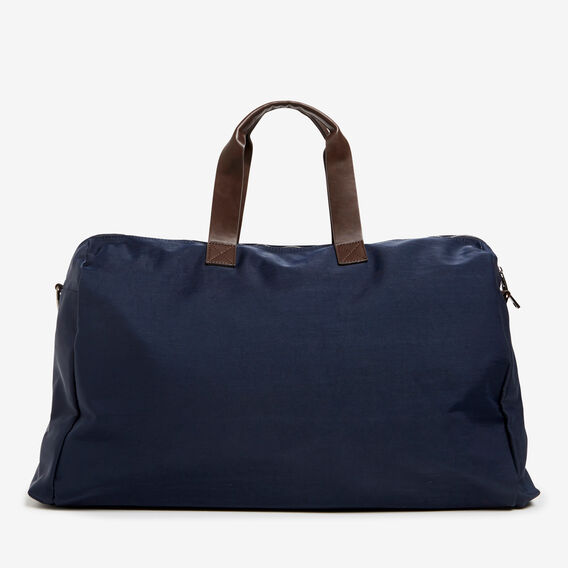 NYLON DUFFLE BAG  MARINE BLUE  hi-res