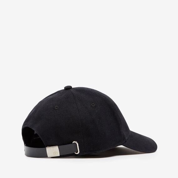 ORIGINAL FCUK CAP  BLACK  hi-res