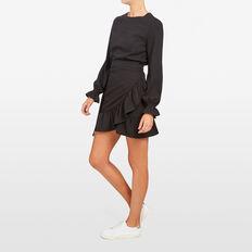 THE ESSENTIAL DRESS  BLACK  hi-res