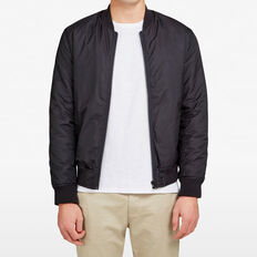 EVERYDAY AVIATOR BOMBER JACKET  MARINE BLUE  hi-res