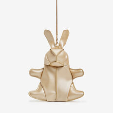 RABBIT BAG  GOLD  hi-res