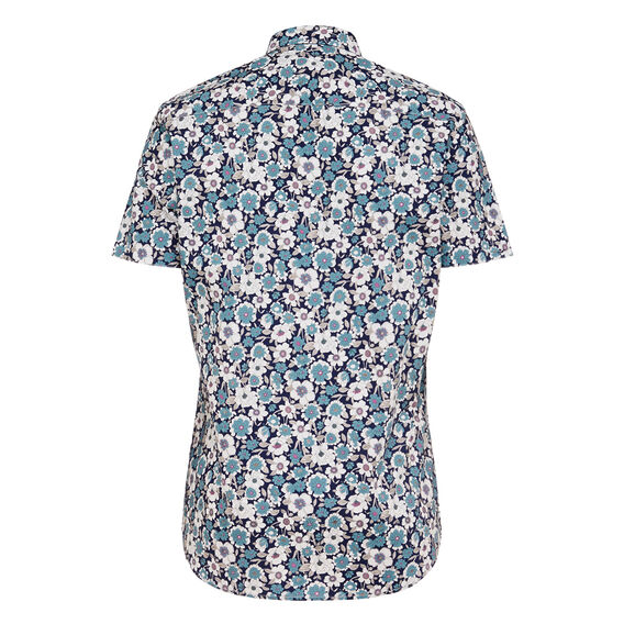 FLORAL REGULAR FIT SHIRT  SEA MIST MULTI  hi-res
