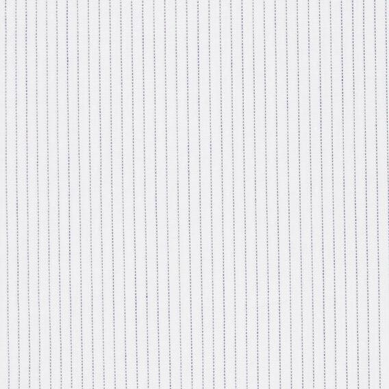 MINI COLLAR PINSTRIPE REGULAR FIT SHIRT  OFF WHITE  hi-res