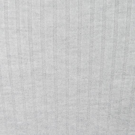 BAMBINO RIB KNIT  LIGHT GREY MARLE  hi-res