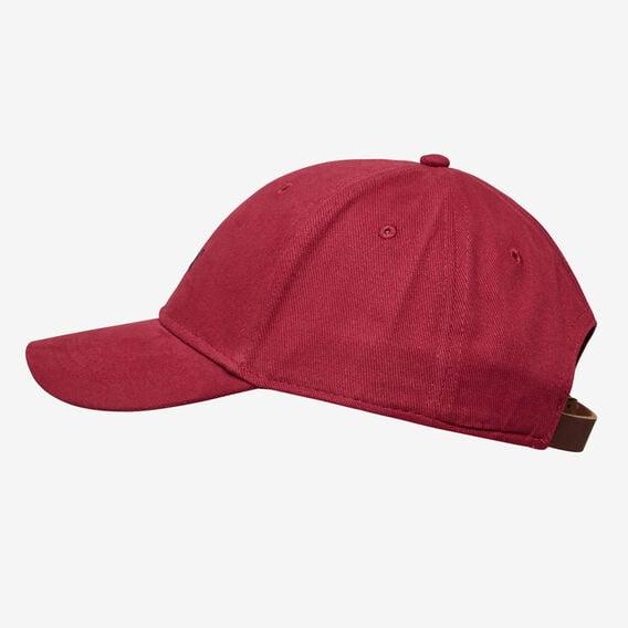 ORIGINAL FCUK CAP  WASHED RED  hi-res