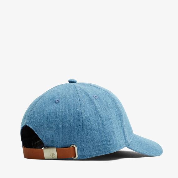CHAMBRAY ORIGINAL FCUK CAP  CHAMBRAY  hi-res