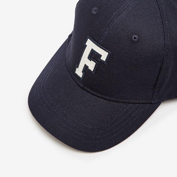 CLASSIC F CAP  MARINE BLUE  hi-res