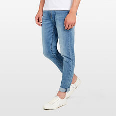 SLIM STRETCH JEAN  LT VINTAGE  hi-res