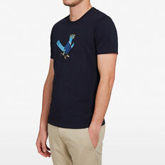 BIRDIE T-SHIRT  MARINE BLUE  hi-res