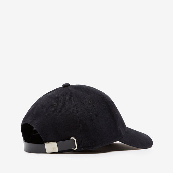 ORIGINAL FCUK CAP  BLACK  hi-res