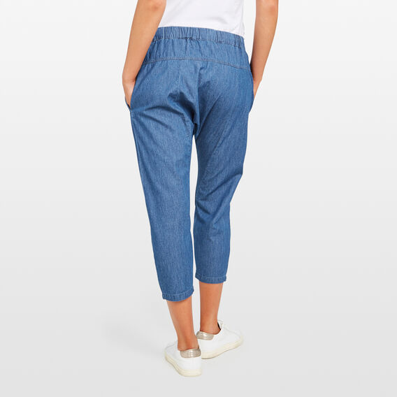 AUTUMN HAREM PANT  STONE WASH  hi-res