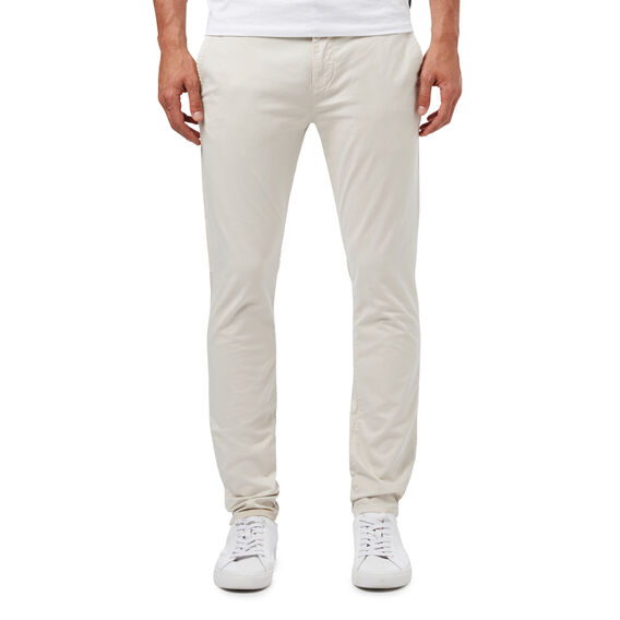 SLIM FIT STRETCH CHINO PANT  BONE  hi-res