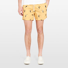 TOUCAN SWIM SHORT  SOFT MANGO  hi-res