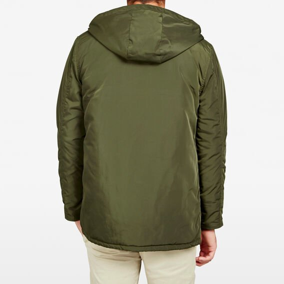 SAFARI PARKA  OLIVE  hi-res