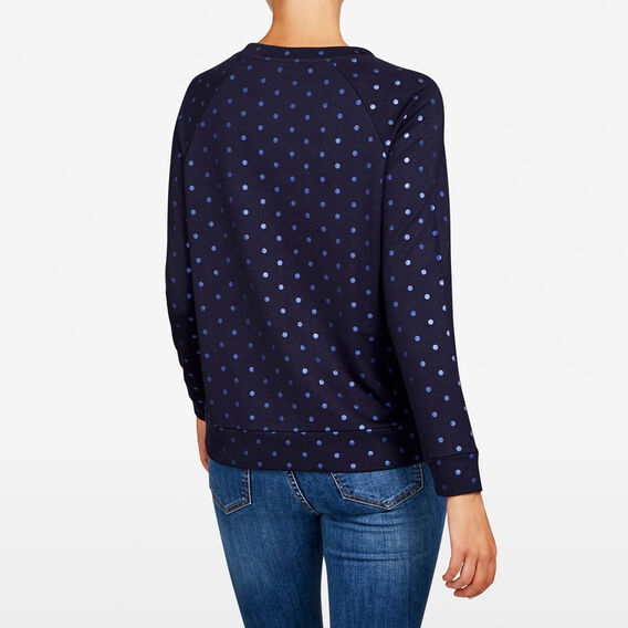 FOIL SPOT SWEAT  NOCTURNAL  hi-res