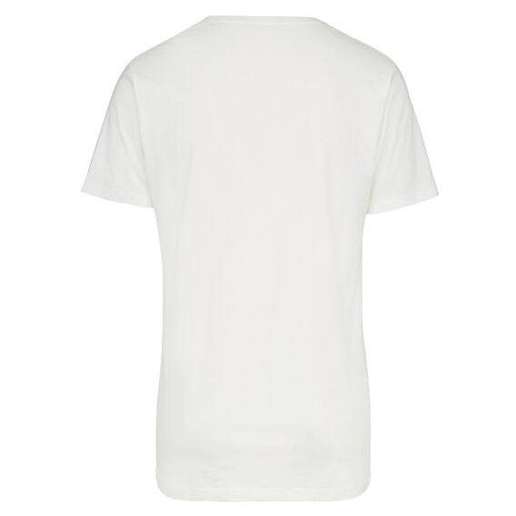 CONTRAST POCKET T-SHIRT  CUBA WHITE  hi-res