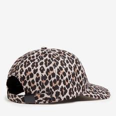 OCELOT CAP  BLACK/MULTI  hi-res
