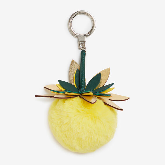 PINEAPPLE KEY RING  MULTI  hi-res