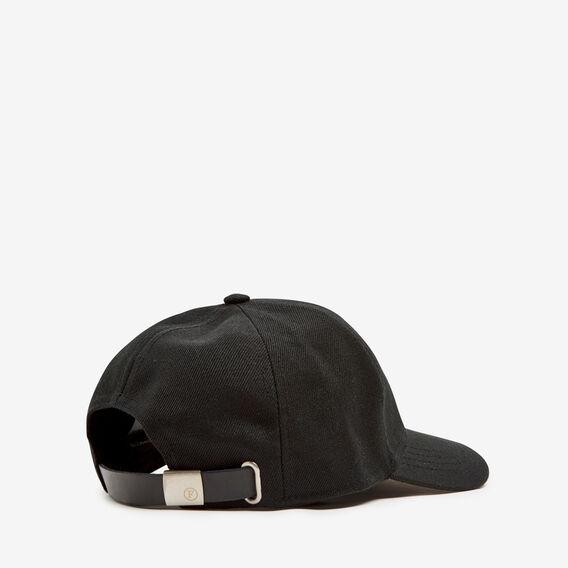 RUDE BEAR CAP  BLACK  hi-res