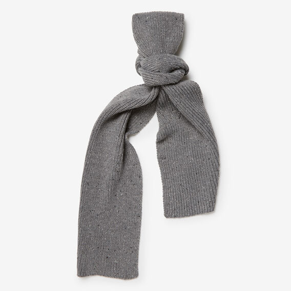 SPECKLE SCARF  GREY MARLE  hi-res
