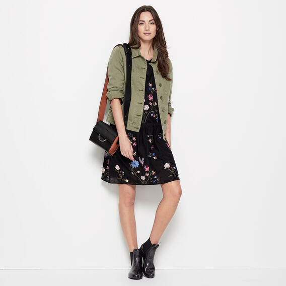 MILITARY JACKET  KHAKI  hi-res