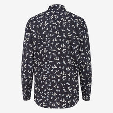 ONYX FLORAL REGULAR FIT SHIRT  BLACK ONYX  hi-res