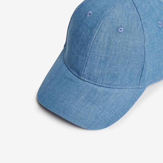 CHAMBRAY CAP  CHAMBRAY  hi-res