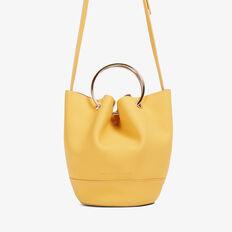 BANGLE BUCKET BAG  SUNSHINE YELLOW  hi-res