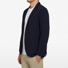 EVERYDAY BLAZER  MARINE BLUE  hi-res
