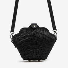 SHELL BAG  BLACK/BLACK  hi-res