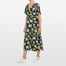WILD FLOWER JUMPSUIT  MULTI  hi-res