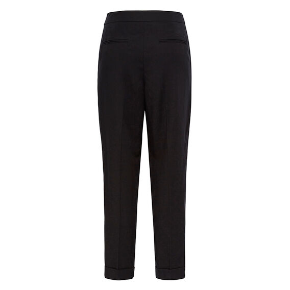 CLUB HOUSE TROUSER  BLACK  hi-res