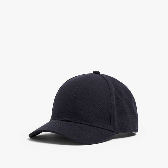 CANVAS CAP  INK BLUE  hi-res
