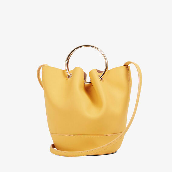 BANGLE BUCKET BAG  SUNSHINE YELLOW  hi-res