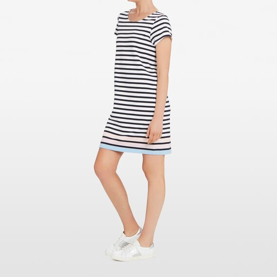 EVERYDAY BASIC DRESS  NOCTURNAL/MULTI  hi-res
