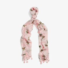 PALM TREE SCARF  MULTI  hi-res