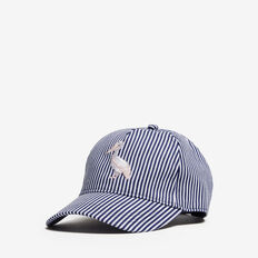 PELICAN STRIPE CAP  NAVY/WHITE MULTI  hi-res