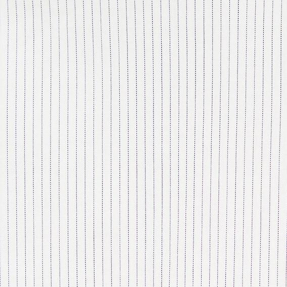 STRIPE REGULAR FIT SHIRT  WHITE/NAVY  hi-res