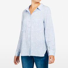 ORIGAMI BIRD SHIRT  LIGHT BLUE/ SUMMER W  hi-res