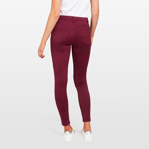 WINTER BURGUNDY JEAN  BURGANDY  hi-res